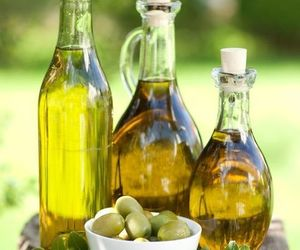 cooking, mediterranean, and olives image