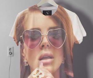 lana del rey, fashion, and shirt image