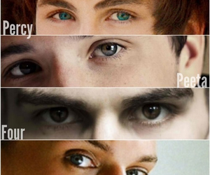 four, jace, and percy jackson image
