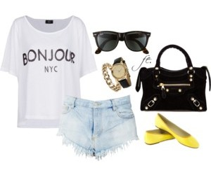 clothes, girl, and outfits image
