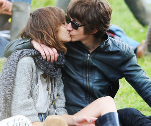 alex turner, couple, and love image
