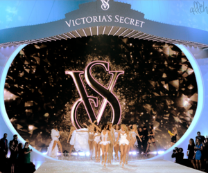 vs, Victoria's Secret, and model image