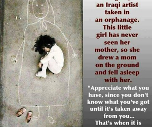 too late, heartbreaking, and little girl image