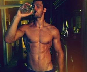 boy, sexy, and fitness image