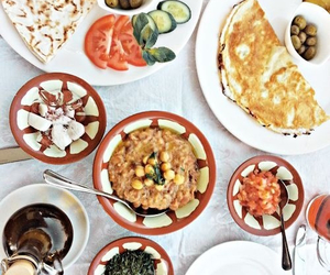food, breakfast, and عربي image