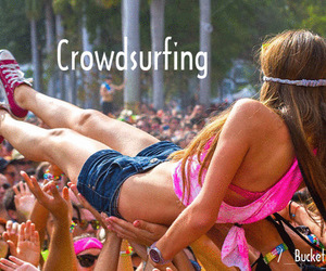 before i die, Dream, and festival image