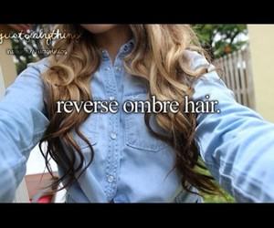 amazing, hair, and ombre image