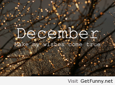 Hello December Tumblr Uploaded By Thefunny On We Heart It