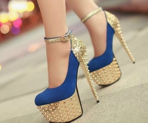 clothes, heels, and girls image