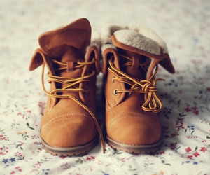 baby, shoes, and boots image