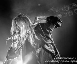 black, music, and the pretty reckless image