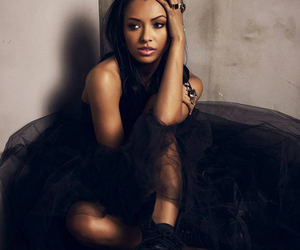 kat graham, the vampire diaries, and tvd image