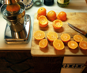 orange, juice, and fruit image
