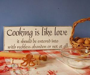 baking, cooking, and sweet image