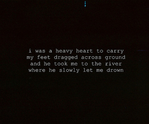 florence and the machine, Lyrics, and text image