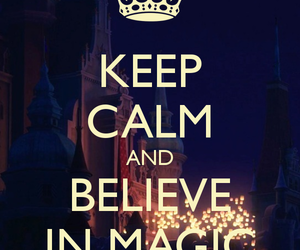 believe, magic, and love image