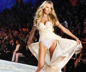 candice swanepoel, Victoria's Secret, and fashion image
