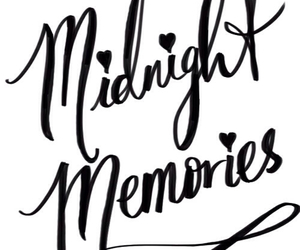 1d, ❤️, and midnight memories image