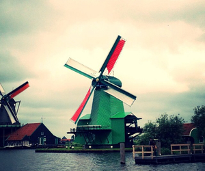 amsterdam, beautiful, and colorful image