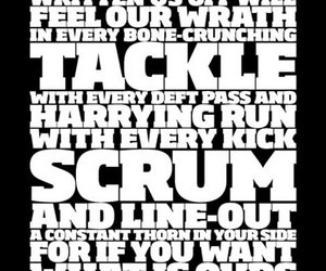 rugby and scrum image
