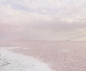 beach, beautiful, and pastel colors image
