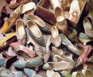 shoes and vintage image