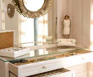 mirror, room, and home image