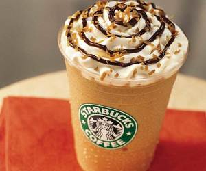 delicious and starbucks image