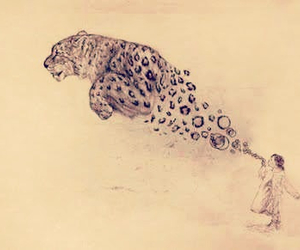drawing, art, and bubbles image