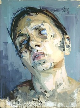 Jenny Saville, painting, and realism image