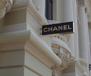 chanel and gold image