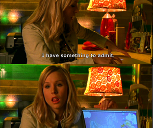 veronica mars, unicorn, and kristen bell image