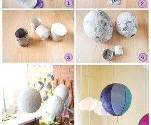 diy, tutorial, and decoration image