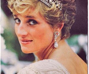 princess diana, beautiful, and princess image