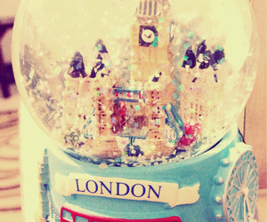 london, Dream, and snow image