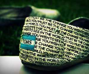 toms, shoes, and photography image