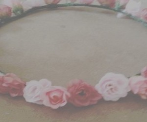 header, flowers, and pale image