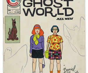 ghost world and scooby doo image