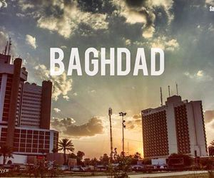 بغداد, iraq, and iraqi image