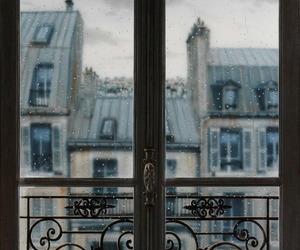 door, drops, and window image