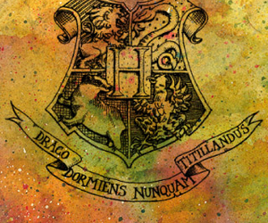 harrypotter, hogwarts, and magic image
