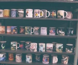 cup, mug, and vintage image