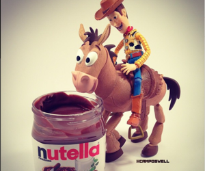 chocolate, nutella, and Dream image