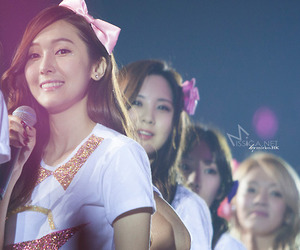 concert, girls generation, and jessica image
