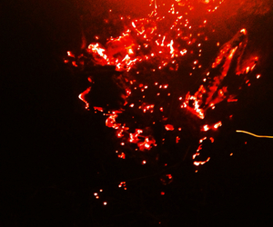 embers, fire, and sparks image