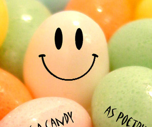 candy, smiling, and happy image