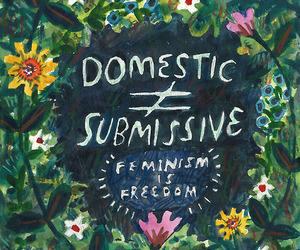 art, freedom, and submissive image