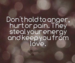anger, message, and quote image