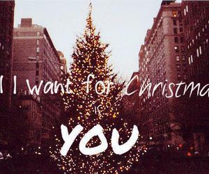 christmas, you, and winter image