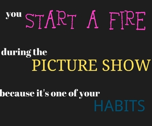 habits, neon trees, and picture show image